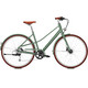 "Kalkhoff Scent Flow Urban Mixte Citybike Damer 28"" grøn"
